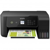 IMPRESORA MULTIFUNCIÓN EPSON ECOTANK ET-2720 A4 - 33PPM - USB - WIFI - WIFI DIRECT - Inside-Pc