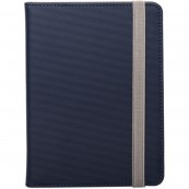 "FUNDA UNIVERSAL SILVER HT PARA EBOOK WAVE 6"" AZUL - Inside-Pc"