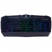 TECLADO GAMING COOLBOX DEEPCOLORKEY RGB USB - Inside-Pc
