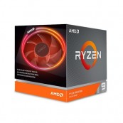 PROCESADOR AMD AM4 RYZEN 9 3900X 12X4.6GHZ - 70MB BOX - Inside-Pc