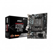 PLACA BASE MSI AMD AM4 A320M-A PRO DDR4 - Inside-Pc