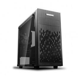 TORRE PC M-ATX DEEPCOOL MATREXX 30 CRISTAL TEMPLADO NEGRA - Inside-Pc