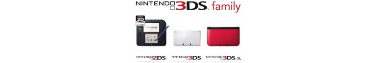 Consolas Nintendo 2DS/3DS/SWITCH